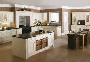 Country style kitchens on kitchen with white country kitchen cabinets