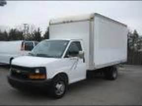 Chevrolet Box Truck 2005 Chevrolet Express Box Truck Start Up Exhaust And In