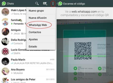 imagenes en web c 243 mo empezar a usar whatsapp en el ordenador ahora mismo