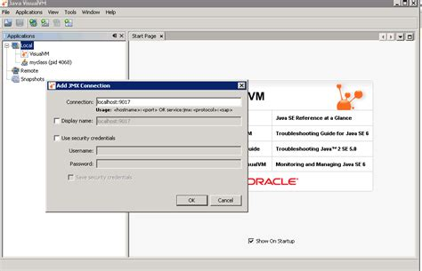 tutorial java visualvm download free software java visualvm oracle amablogs