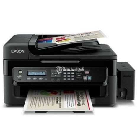 printer epson l565 all in one multifungsi kondisi baru
