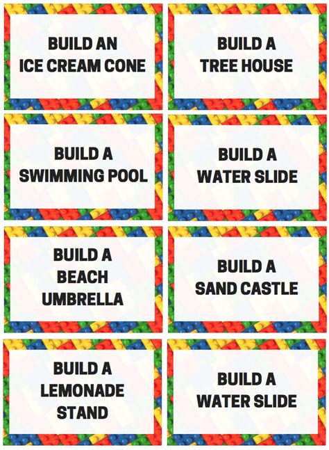 summer lego challenge cards free printables from mom