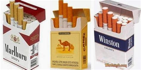 Terlaris 5 Customer Terbaik 11 merk rokok terkenal terlaris di dunia