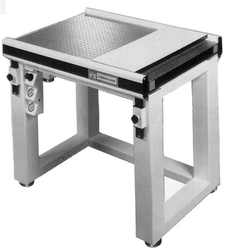 signatone vibration isolation tables