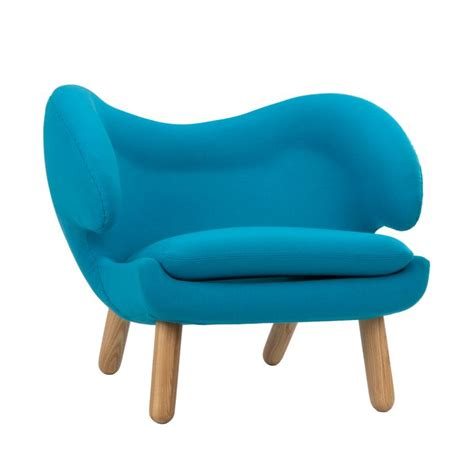 Blue Dot Chairs Winged Lounge Chair Simply Wonderful Pinterest Blue