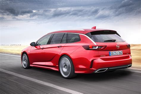 opel germany opel insignia gsi hits showrooms pricing starts from