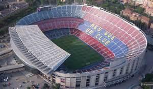 Art Nouveau Home Decor Pin Stadion Des Fc Barcelona Nou Camp Picture On Pinterest