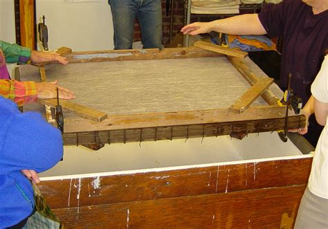 How To Make Paper Out Of Bamboo - western style papermaking ashton studio