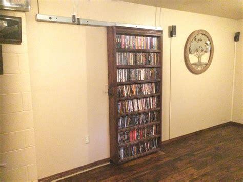 sliding door dvd sliding barn door dvd shelf combo remodel and pallet