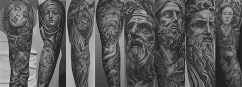 best black and grey tattoo artist black and grey tattoos the classical style that took