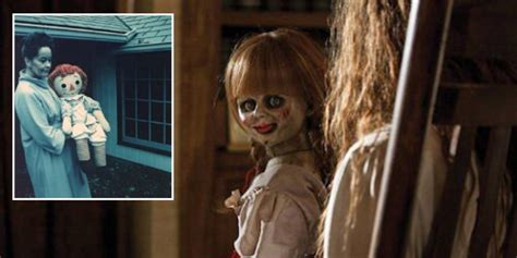 film kisah nyata annabelle kisah boneka terkutuk annabelle diangkat dari kejadian nyata