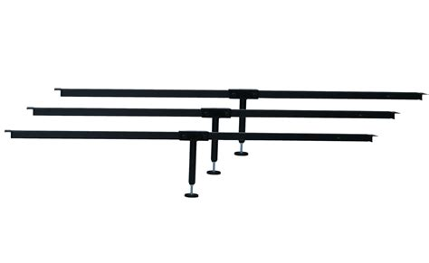 bed frame center support strong arm center support system bed frame supports thesleepshop com