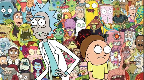 the art of rick get schwifty with the art of rick and morty exclusive nerdist