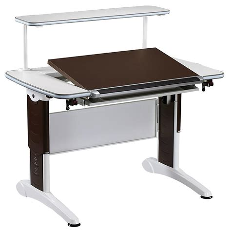 King Desk by Youth Adjustable Desk King Ti 03 Dbr Singbee Taiwan