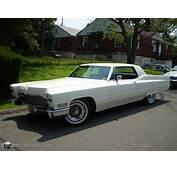 1967 Cadillac DeVille  Information And Photos MOMENTcar