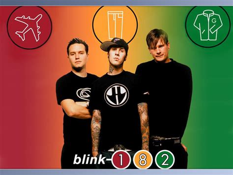 blink 182 all of this blink 182 the rock show