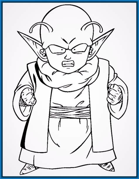 dibujos de dragon ball fotos ideas para colorear ellahoy dibujos para colorear de dragon ball z ideas creativas