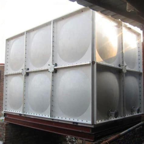Panel Water Tank Smc Frp Grp Panel Water Tank Water Storage Tanks