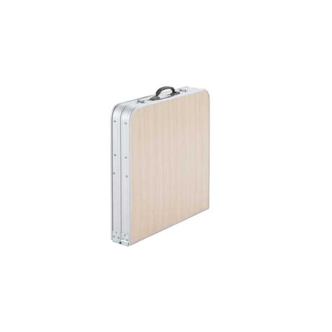 Table Pliante Valise 6233 by Table De Cing Table Valise Pliante Trigano
