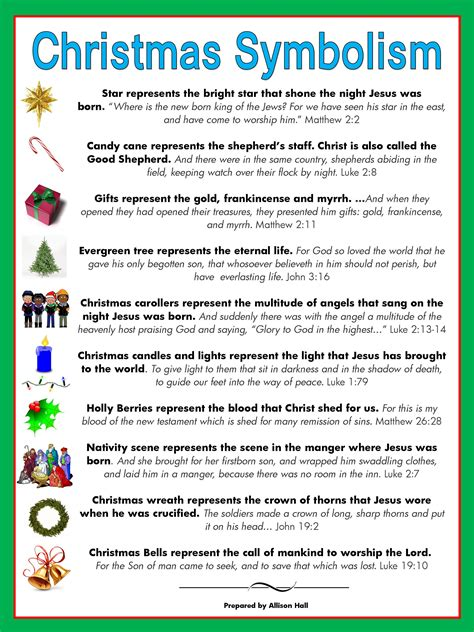 christian meaning of christmas decorations the meaning of symbols bible studies symbols and sunday school