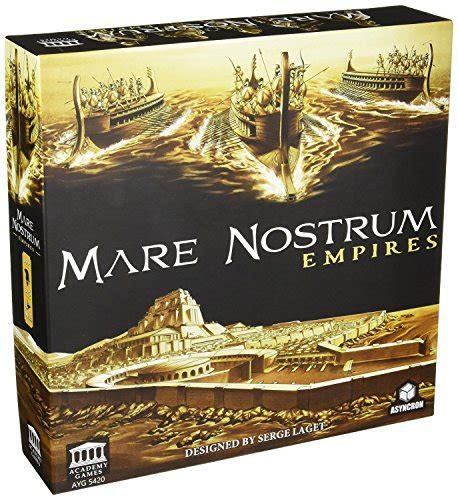 Mare Nostrum Empires boardgamemonster mare nostrum empires board