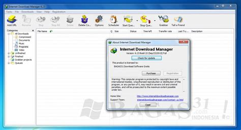 internet download manager full version bagas internet download manager 6 23 build 22 full version