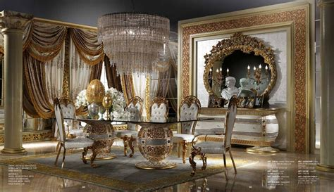 luxurious furniture luxury dining room cappelletti
