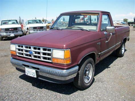 1990 Ford Ranger by 1990 Ford Ranger Xlt