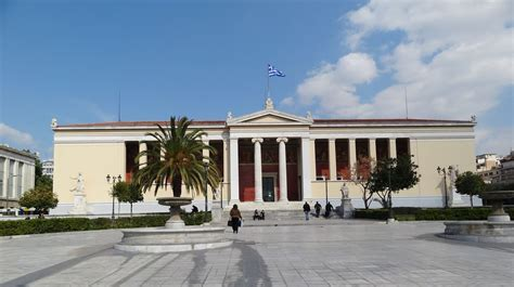 Universities In Greece For Mba by Beautiful Neoclassical Buildings In Athens You Must See