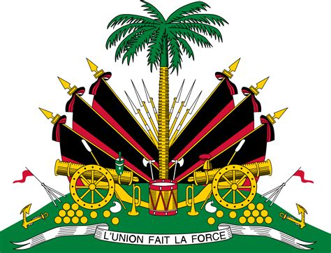 file coat of arms of haiti 1964 1986 svg wikimedia commons