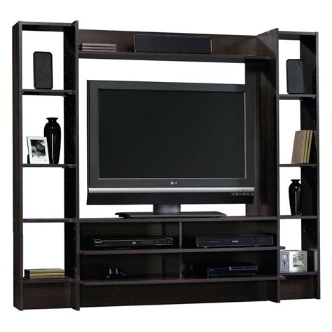 Designer Wall Shelves by Brown Tv Stand Tv Stand Online