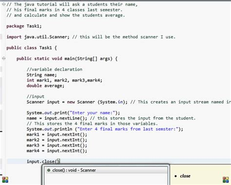 How Do U Search For Finding The Average Using Simple Java Programming