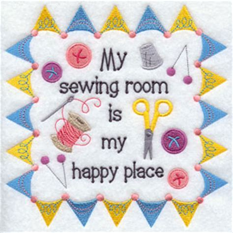 my happy room machine embroidery designs at embroidery library