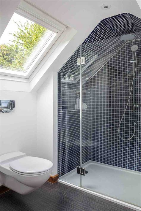 bathroom slope 15 bathroom design ideas homebuilding renovating
