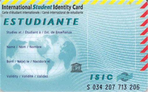 isic card template travellingtoengland2011 isic card