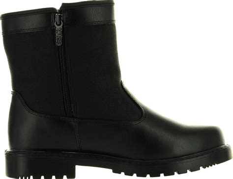 totes mens boots totes mens stadium winter waterproof snow boots ebay