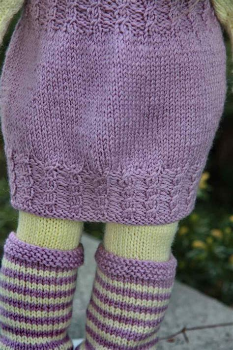 cool knitting patterns cool doll clothes
