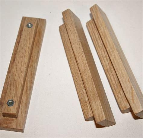 Wooden Door Handles And by Wooden Door Handle Solid Oak Bar Handle For Kitchen