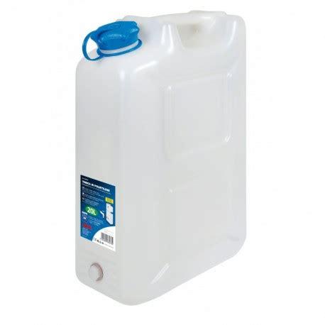 polietilene alimentare tanica in polietilene uso alimentare 20 l