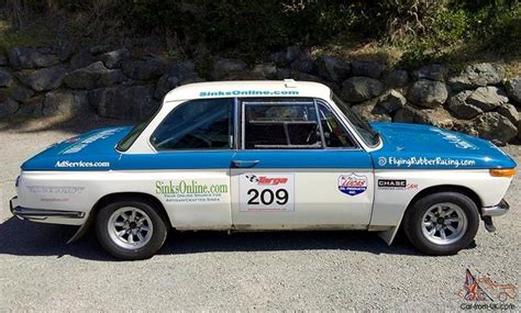 bmw rally road bmw 2002 road race rally car m10