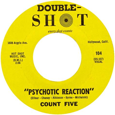 the count five count five psychotic revelation the ultimate count five