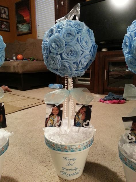 cinderella centerpiece cinderella birthday party