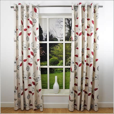 red and gray curtains gray and red kitchen curtains curtains home design