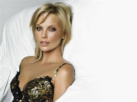 Charlize Theron Pretends To Model by Charlize Theron South Africa And Beautiful