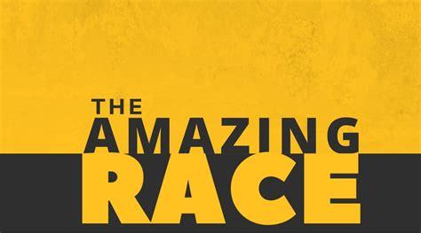 amazing race the amazing race