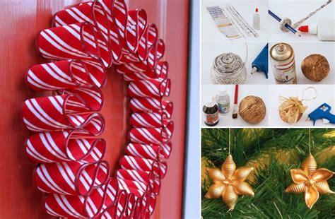 Fabriquer Deco De Noel Pas Cher by D 233 Coration De Noel Simple A Fabriquer