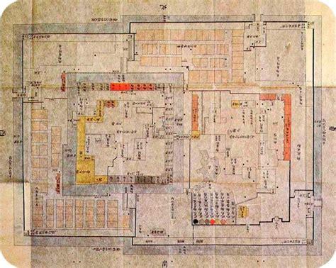 japanese castle floor plan 17 best images about castle interior on pinterest
