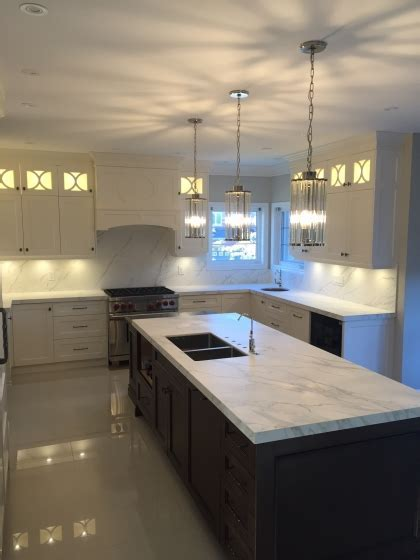 Kitchen: Neolith Calacatta   Marble Trend   Marble