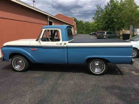 1966 Ford F100 For Sale by 1966 Ford F100 For Sale Classiccars Cc 995265