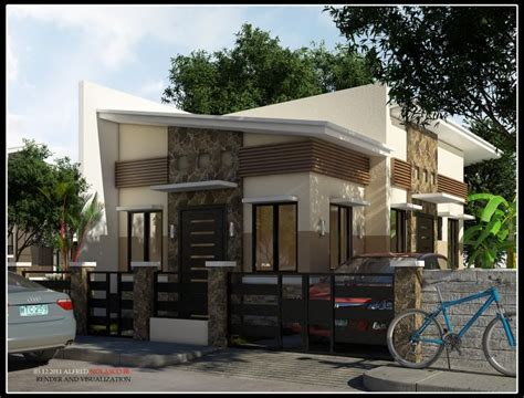 Contemporary Bungalow House Plans by Modern Bungalow House In The Philippines Image 6 Home